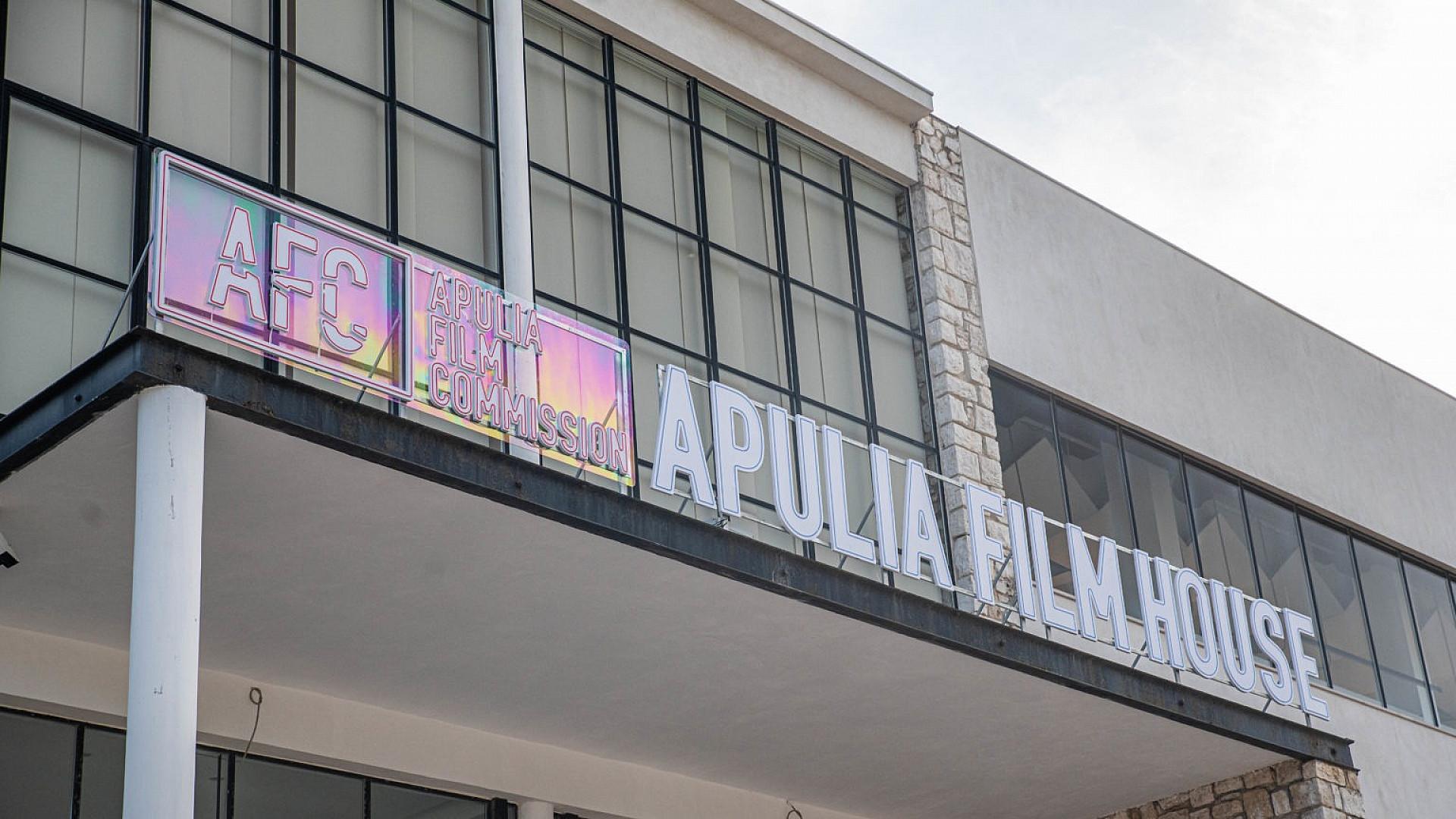 Apulia Film House: mostra permanente in Fiera