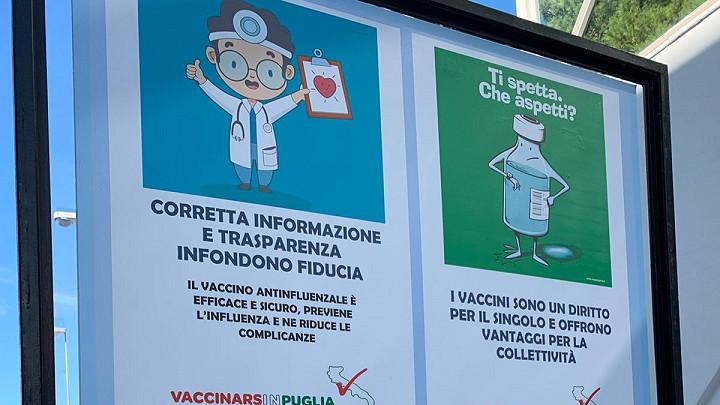L'84esima Campionaria sostiene la campagna vaccinazioni