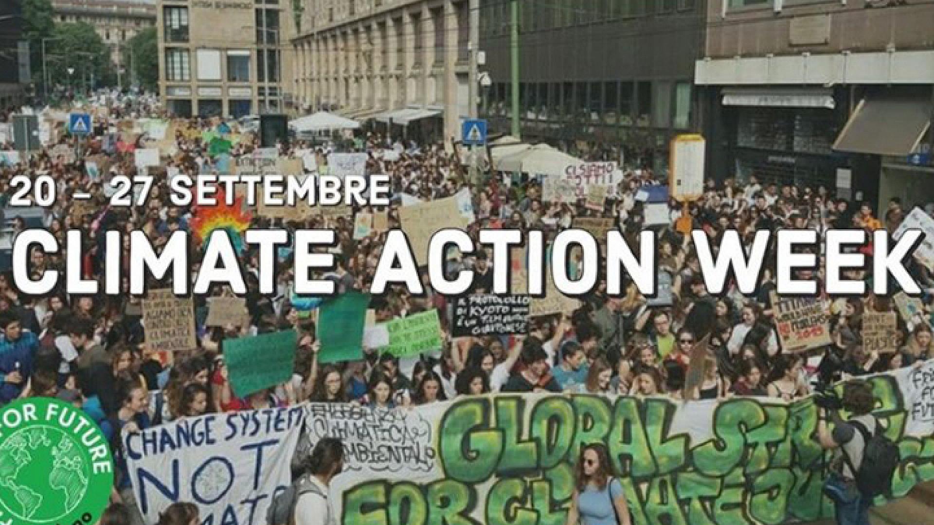 Anche la Nuova Fiera del Levante partecipa al climate action week